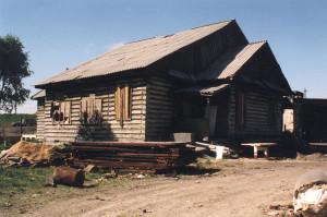 Храм Рождества Христова в 1995 г.