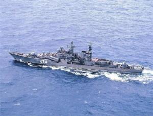 Эсминец СФ Адмирал Ушаков