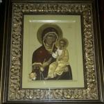 Список с чудотворной Иверской Монреальской иконы Божией Матери