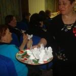 Рождественский ангел - в подарок участникам встречи