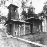 Сретенская церковь над могилой прп. Трифона
