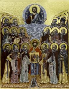 Новый Собор Кольских святых.