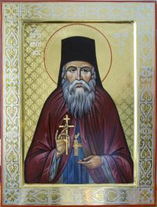 Икона Моисея Кожина