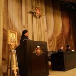 Доклад Владыки Митрофана на конференции в Военной Академии Генерального штаба
