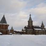 Свято-Троицкий храм Трифонов-Печенгского монастыря