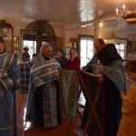 Служба Похвалы Пресвятой Богородицы