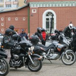 Мотопробег по пути Александра Невского.
