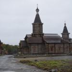 Свято-Троицкий храм Трифонов Печенгского монастыря