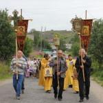 Петропавловский крестный ход в Умбе
