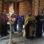 Молебен в Свято-Андреевском Морском Кафедральном Соборе