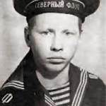 Матрос Сергей Преминин.